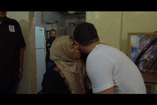 """Embedded thumbnail for سمو الأمير الحسين يفاجئ شباب مبادرة """"حقق"""" أثناء تنفيذهم عملا تطوعيا لترميم منزل في العقبة"""