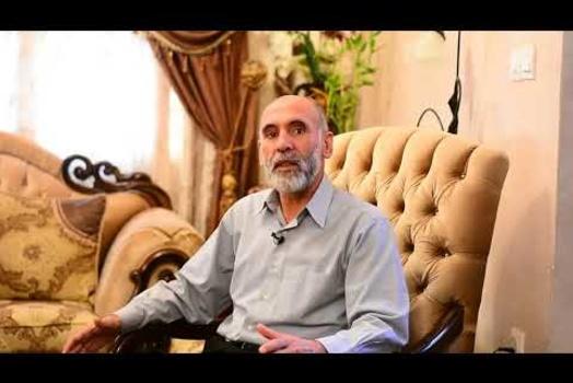 Embedded thumbnail for مقابلة لوالد الفارس محمود الحمارشة يتحدث فيها عن أثر مبادرة حقق