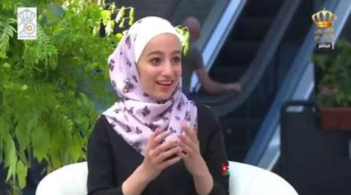 Embedded thumbnail for استضافة التلفزيون الأردني في برنامج يسعد صباحك لفرسان مبادرة حقق